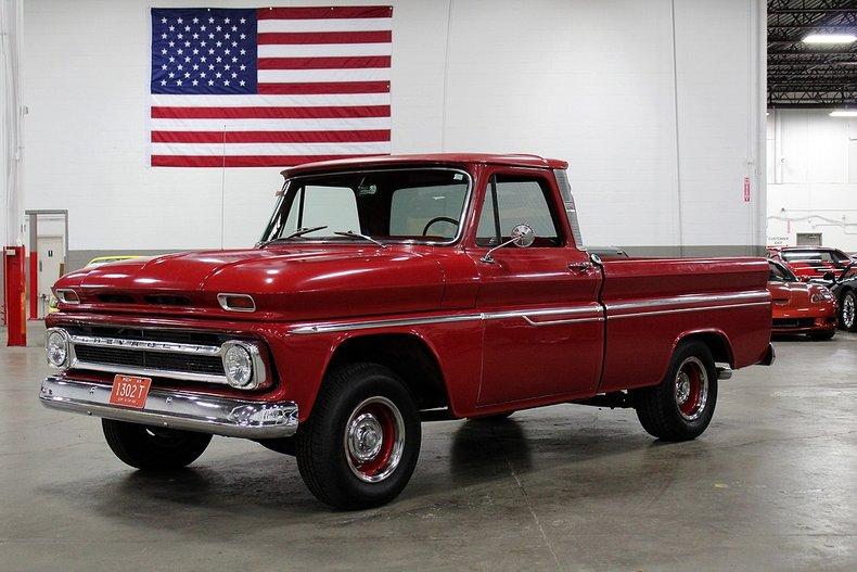 1965 Chevrolet Pickup For Sale