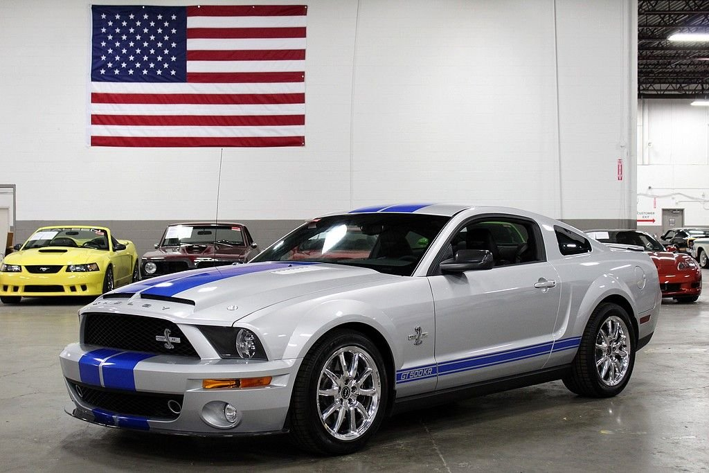 2008 ford shelby gt500 kr