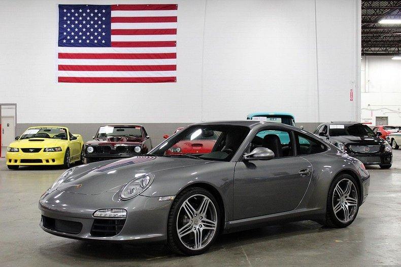 2009 porsche 911 c4s