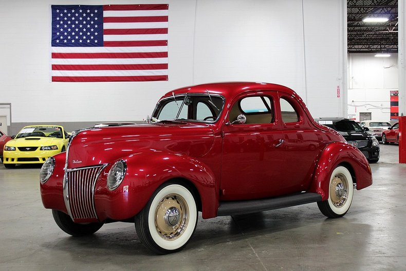 1939 Ford Deluxe For Sale