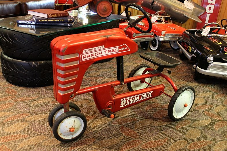 Amf ranch trac pedal tractor