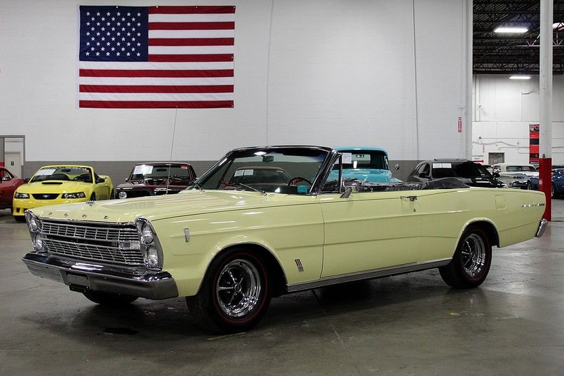 1966 Ford Galaxie 500 For Sale