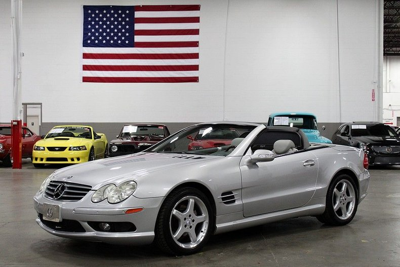 2003 Mercedes-Benz SL500 For Sale