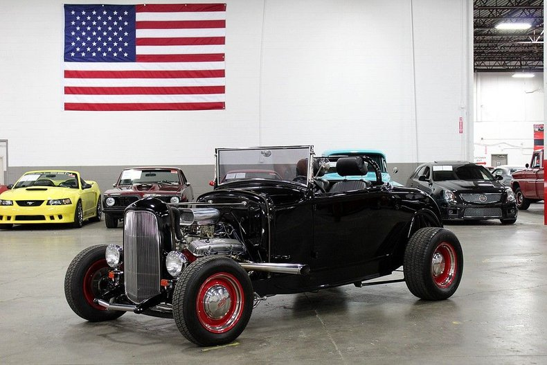 1931 ford model a hi boy