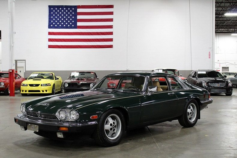 1986 Jaguar XJS For Sale