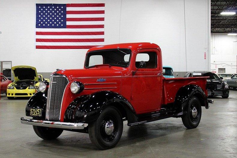 1937 Chevrolet GC 1/2 Ton For Sale