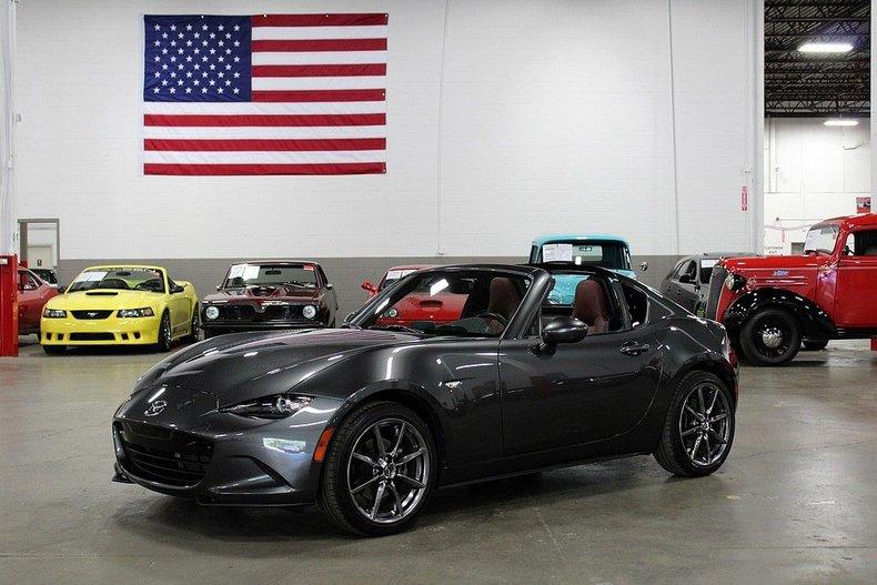 2017 Mazda MX-5 Miata For Sale
