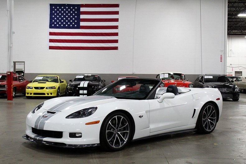 2013 chevrolet corvette 427 60th anniversary