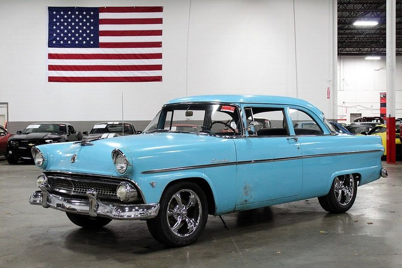 1955 Ford Custom For Sale