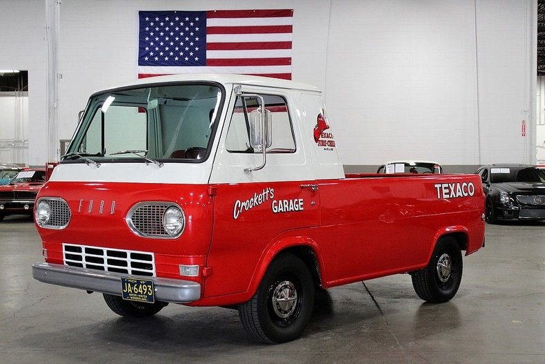 1965 ford econoline pick up