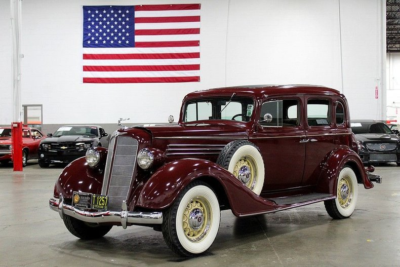 1935 Buick Roadmaster For Sale