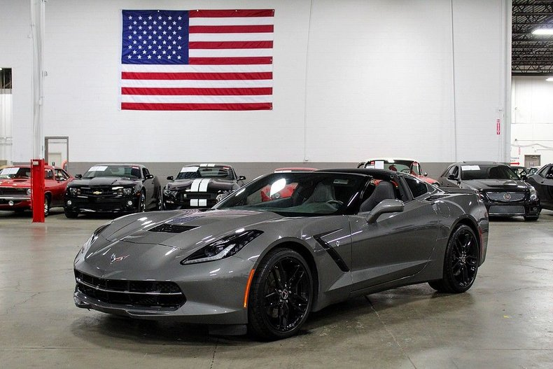 2015 chevrolet corvette stingray z51 w 1lt