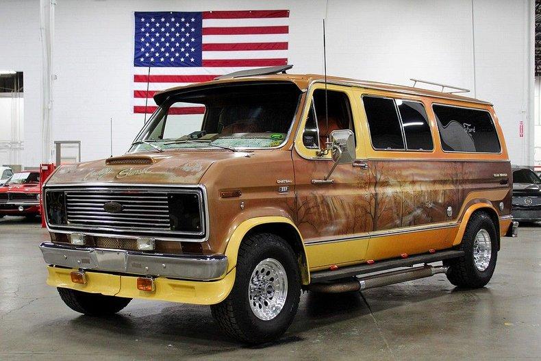 1976 ford e250