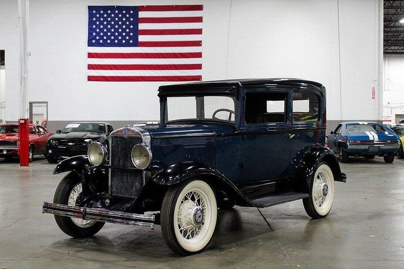 1930 chevrolet 2 door sedan