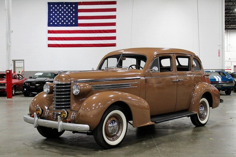 1937 oldsmobile f 37