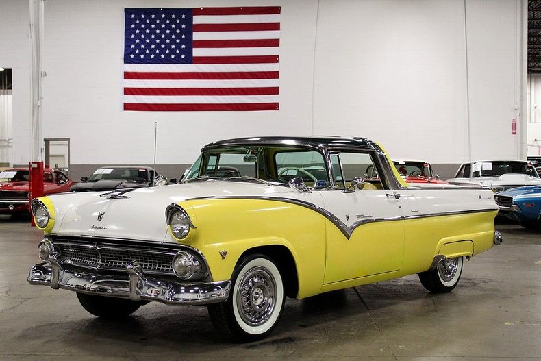 1955 ford ranchero