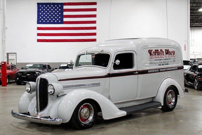 1937 dodge humpback truck