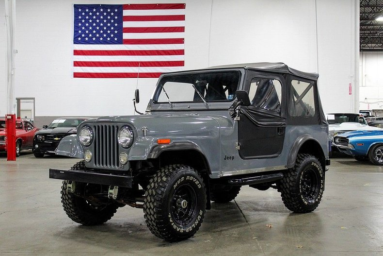 1978 Jeep Wrangler For Sale