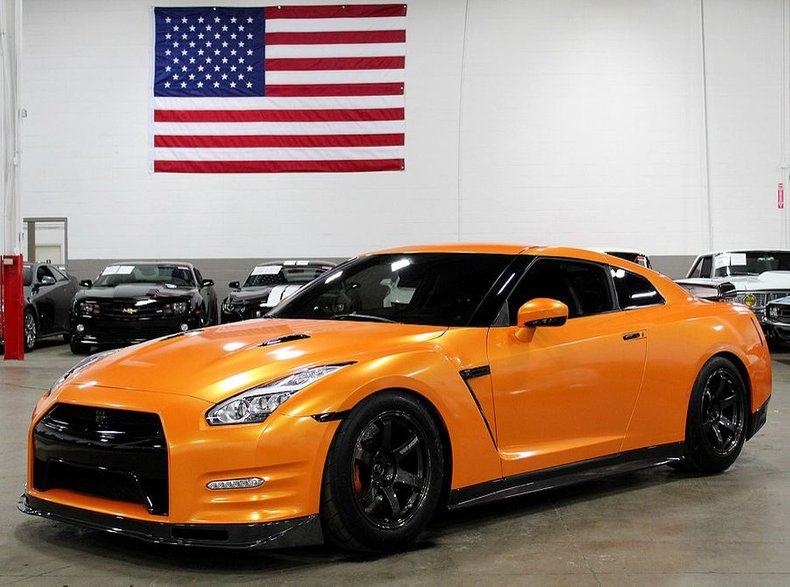 2014 Nissan GT-R For Sale