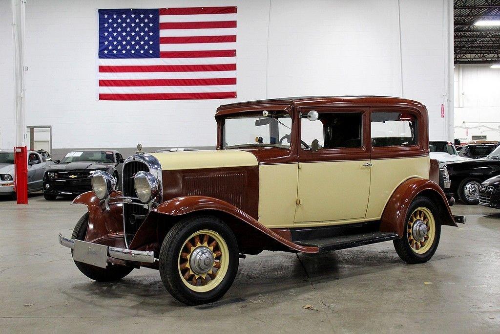 1931 oldsmobile f31