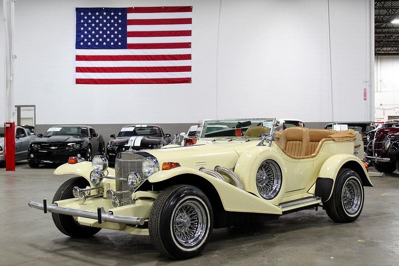1979 Excalibur Phaeton For Sale