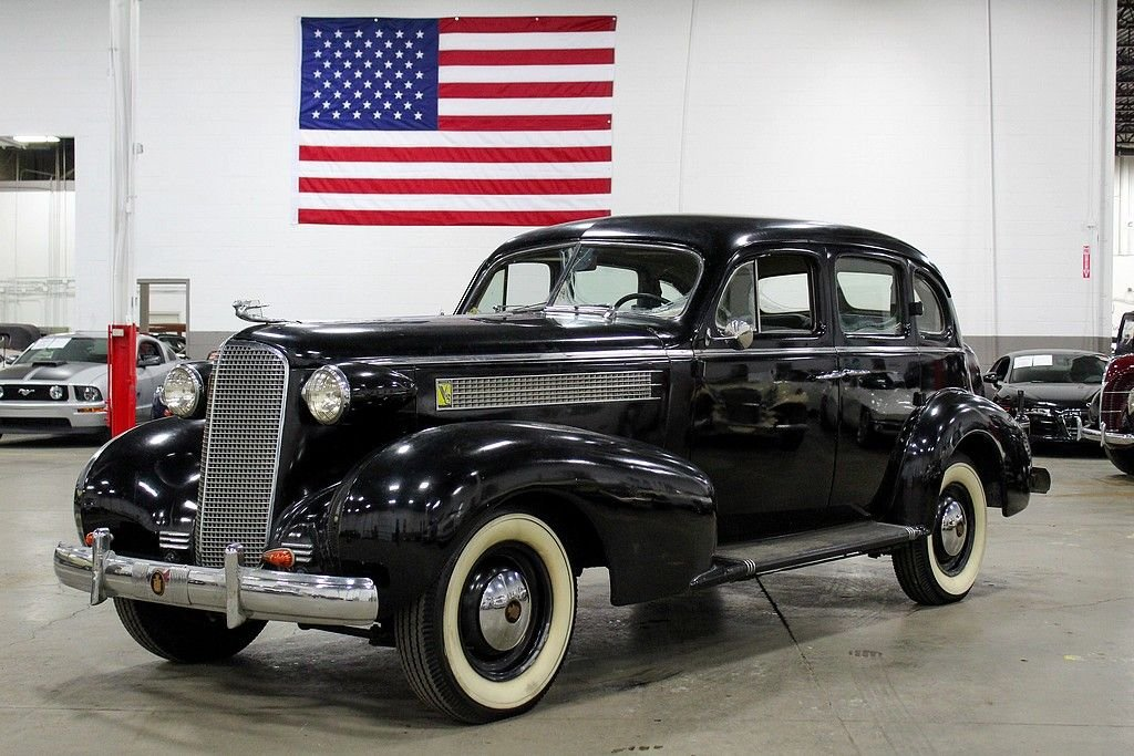 1937 cadillac series 60
