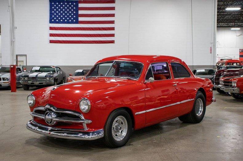 1949 ford 2 door