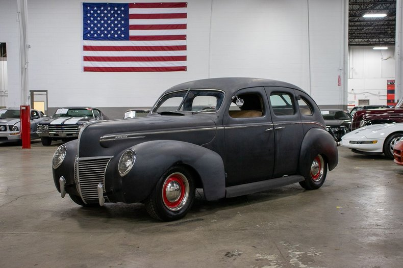 1939 mercury eight 99a