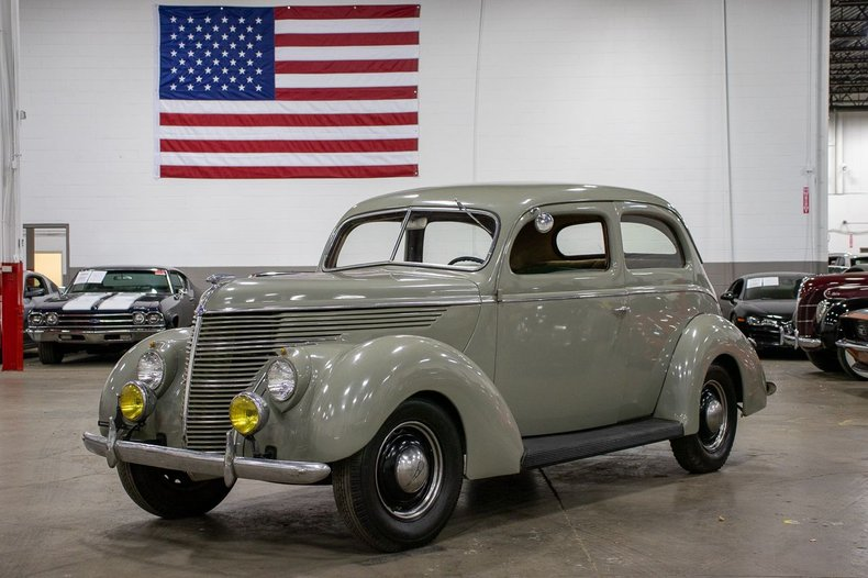 1938 ford model 48