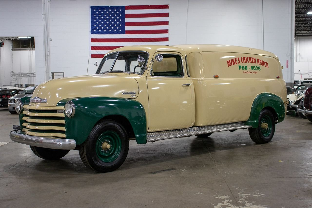 1949 chevrolet 3800 delivery