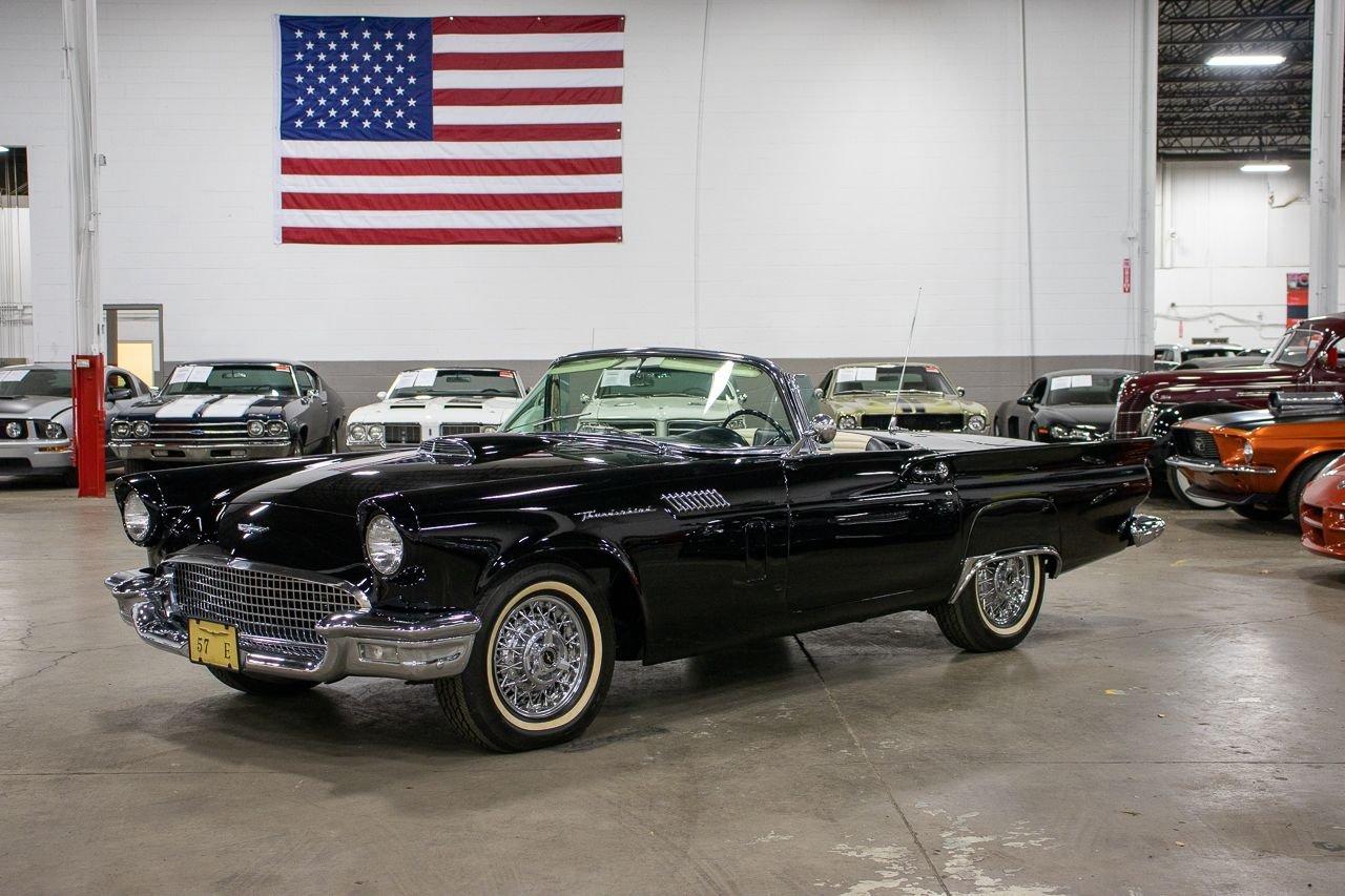 1957 ford thunderbird e bird