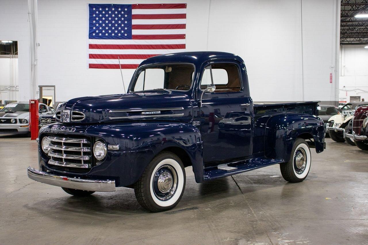 1948 mercury m 100 pickup