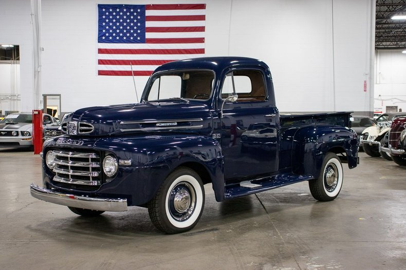 1948 mercury m 100 pickup