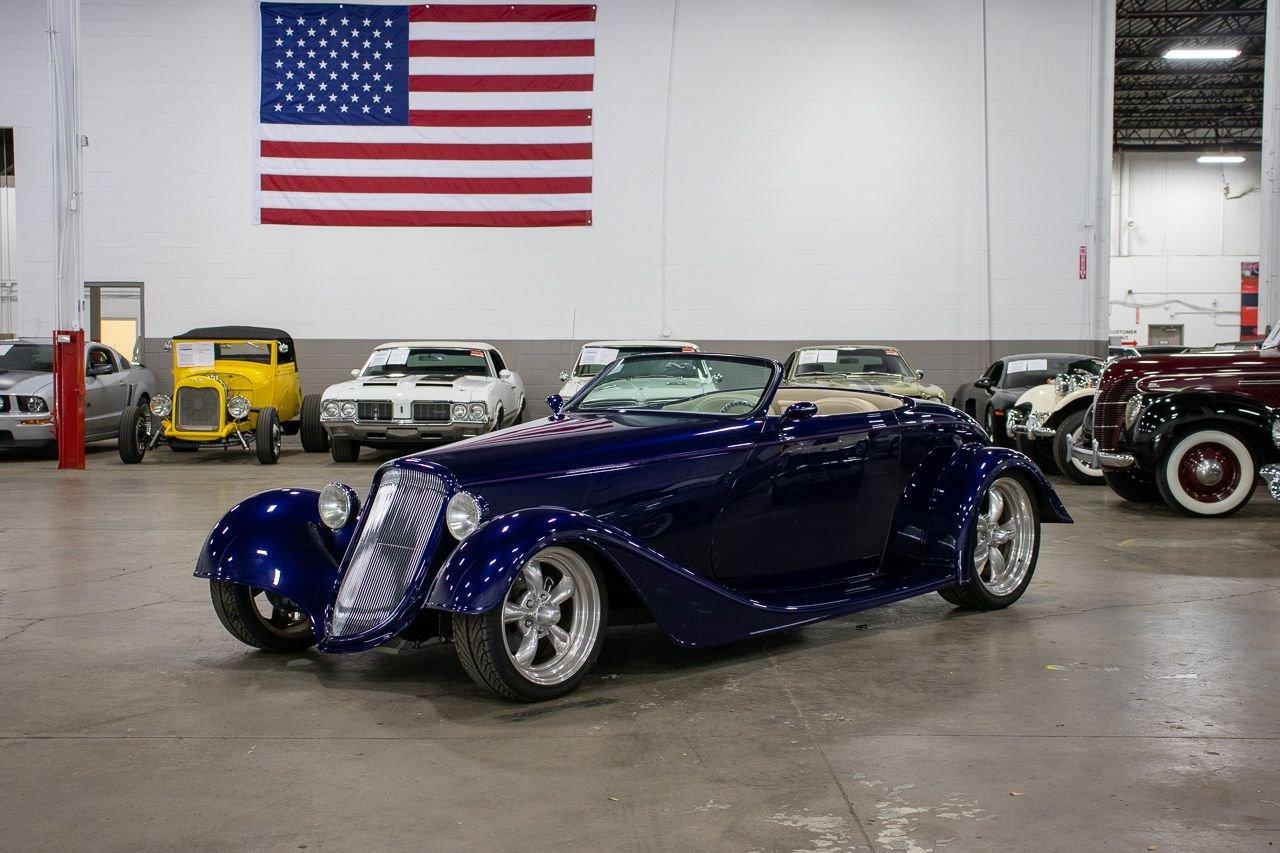 1933 ford streetrod