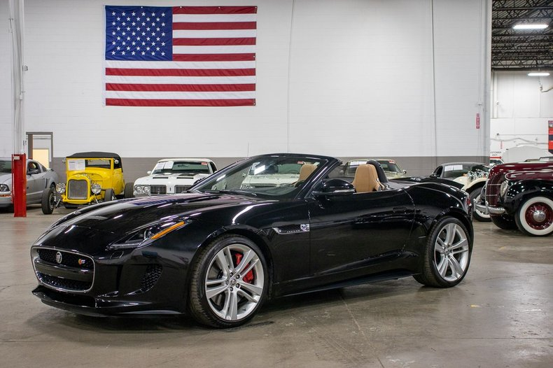 2014 jaguar f type v8s