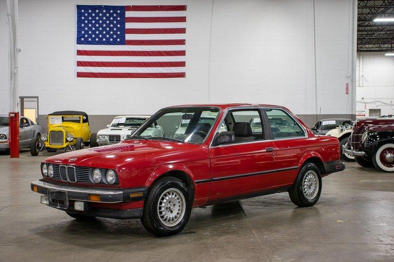 1986 bmw 325
