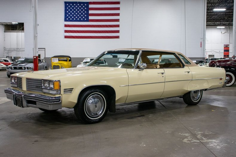 1976 oldsmobile 98 regency