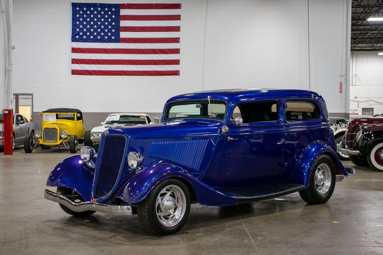 1934 ford streetrod