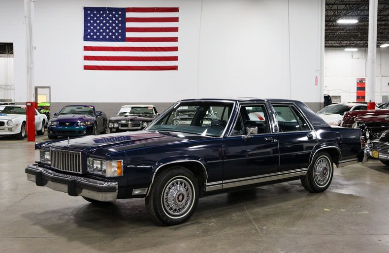 1985 mercury grand marquis