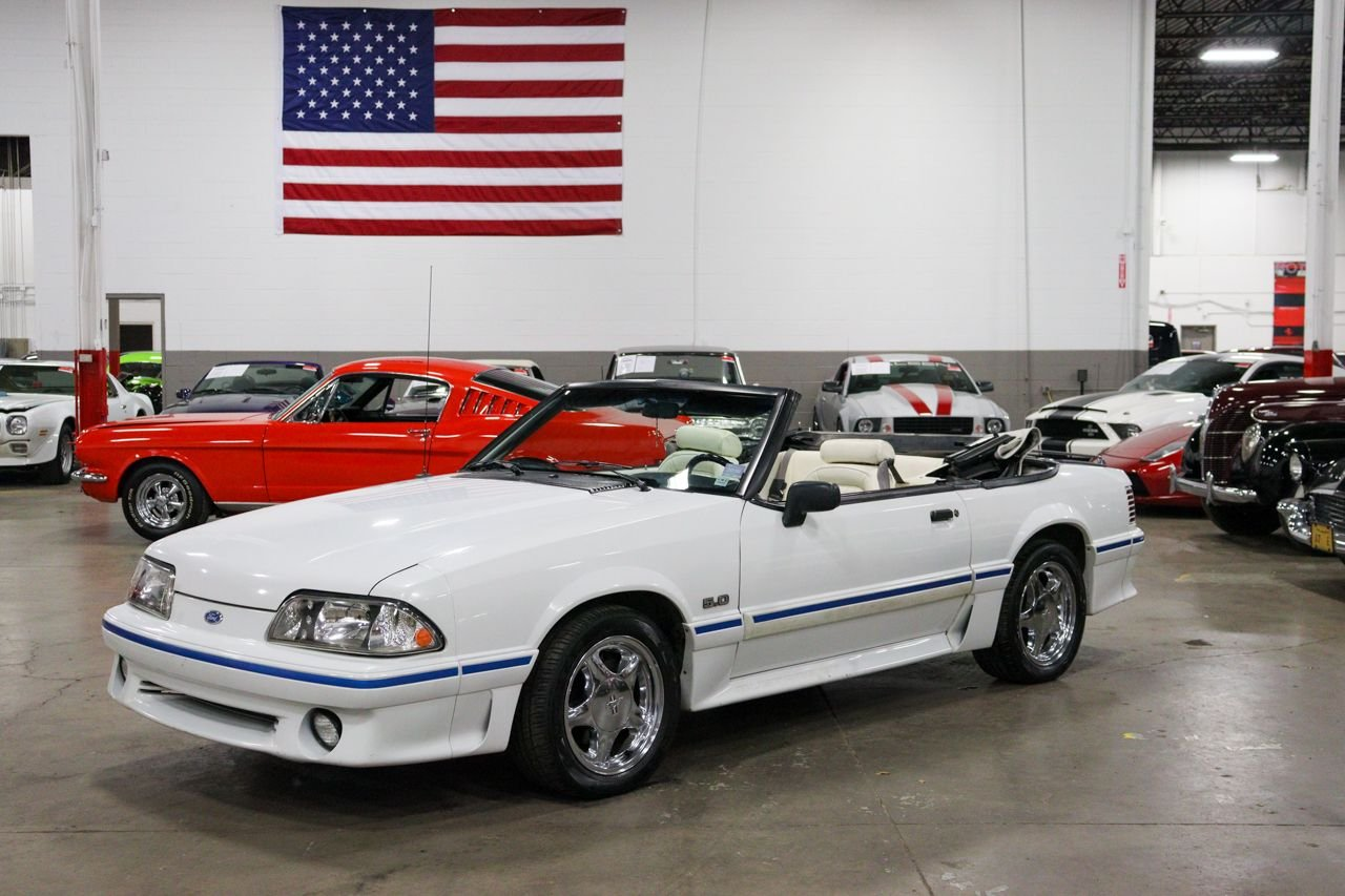 1991 ford mustang gt 5 0