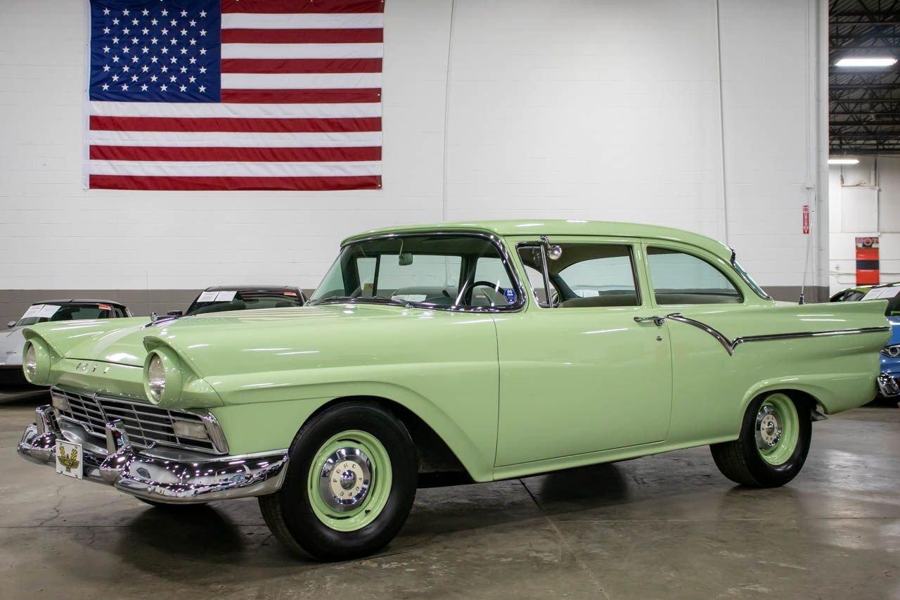 1957 ford custom 427