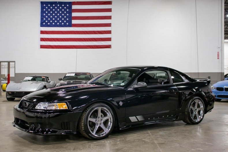 1999 ford mustang saleen