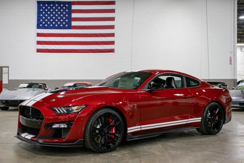2020 ford shelby gt500 mustang
