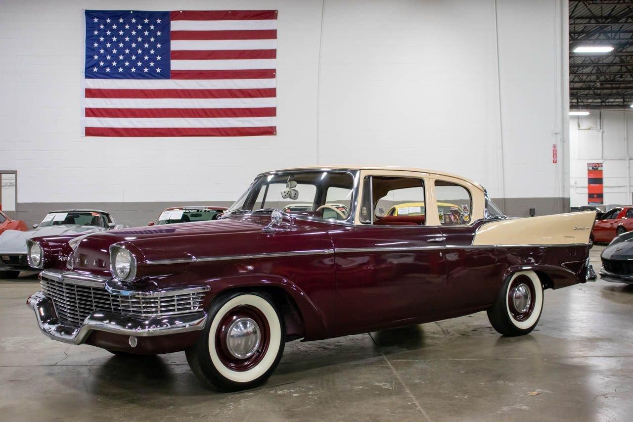 1958 studebaker champion
