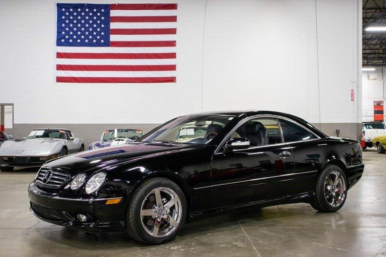 2006 mercedes benz cl500