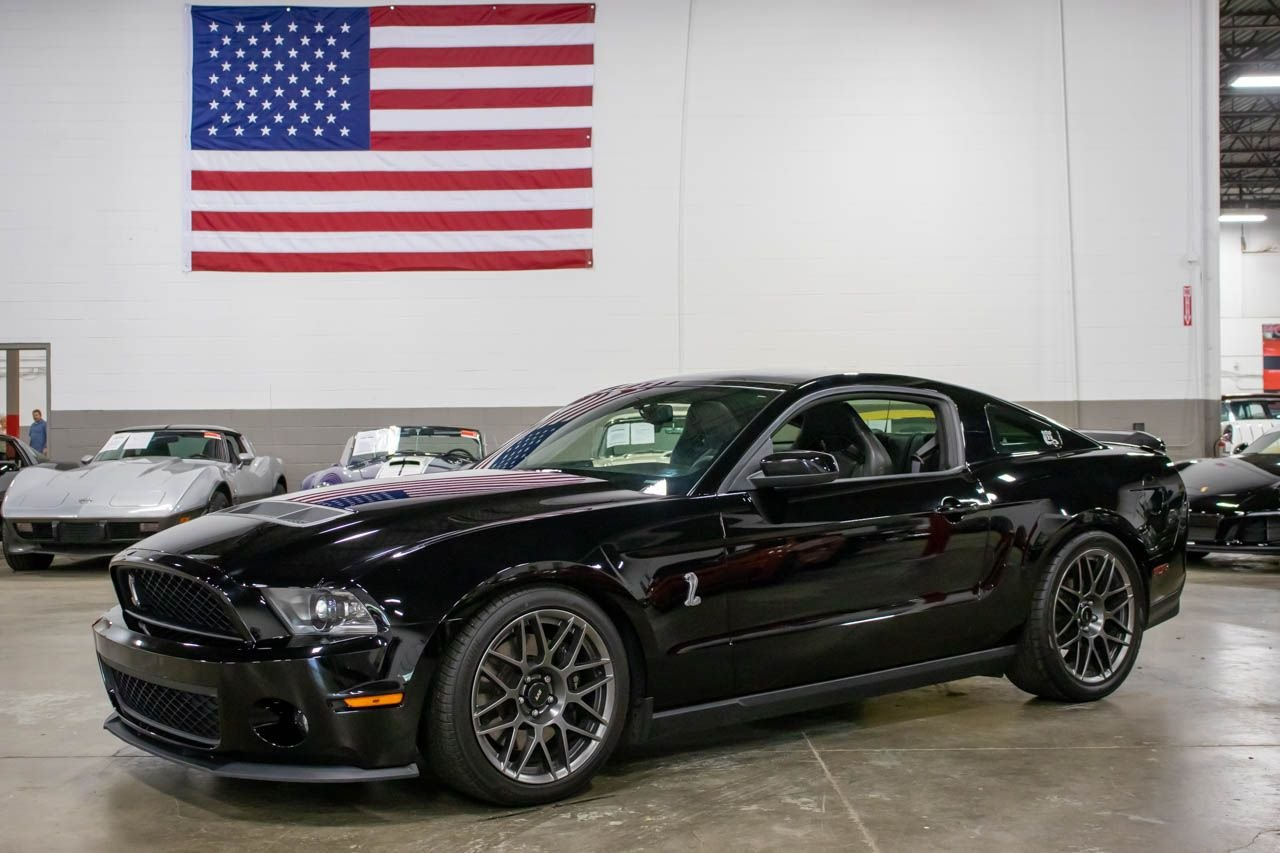 2012 ford mustang shelby gt500 hennessey 650r