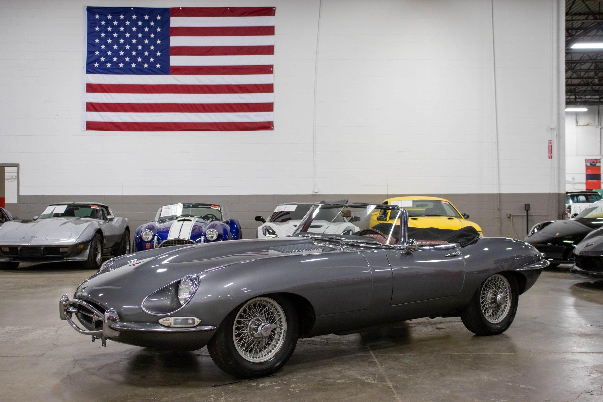1967 jaguar xke series i convertible
