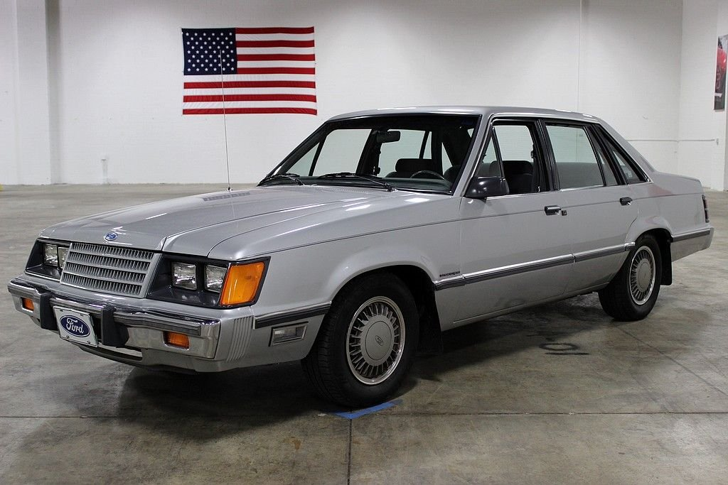 1984 ford ltd lx