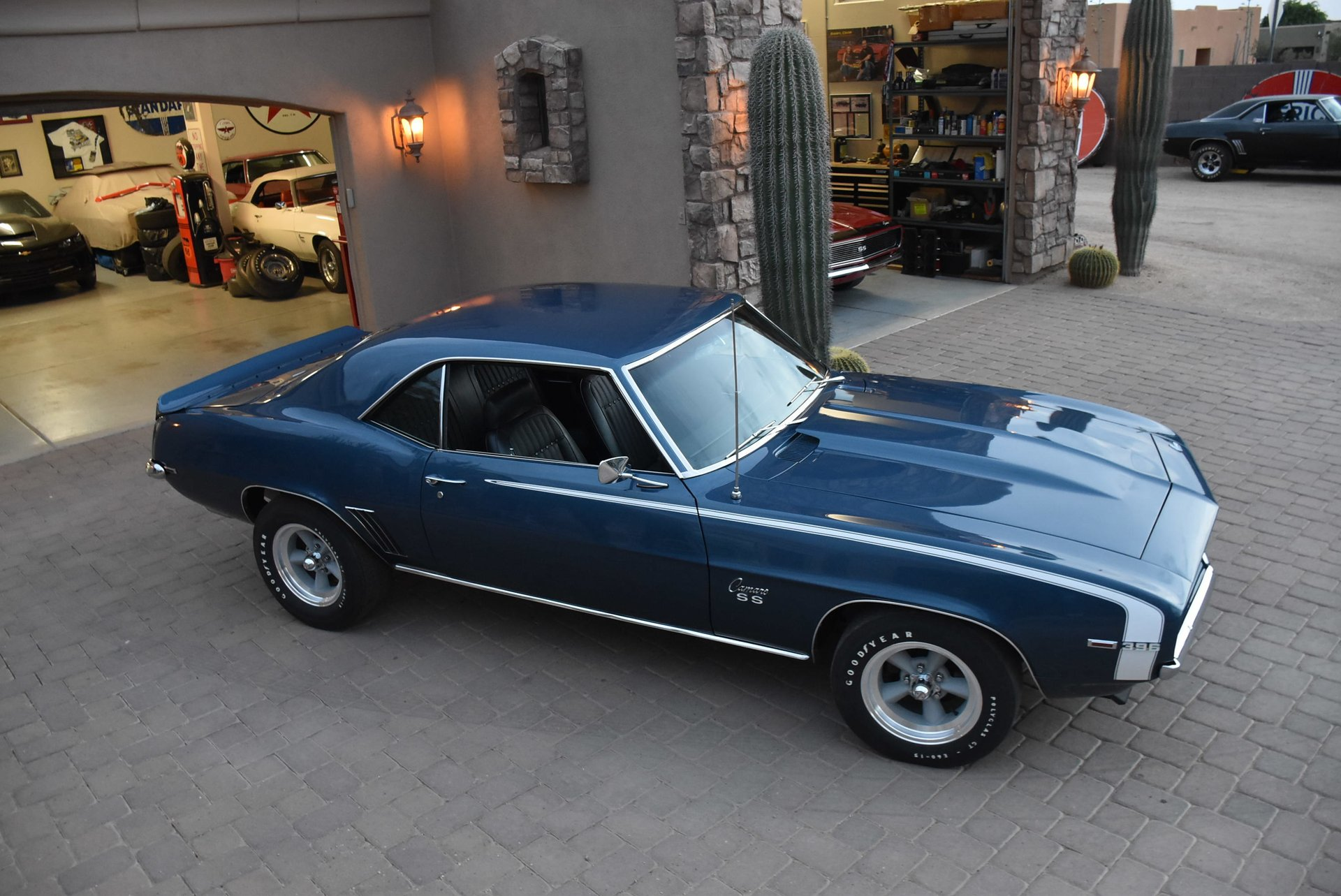 1969 chevrolet camaro ss396 375hp l89