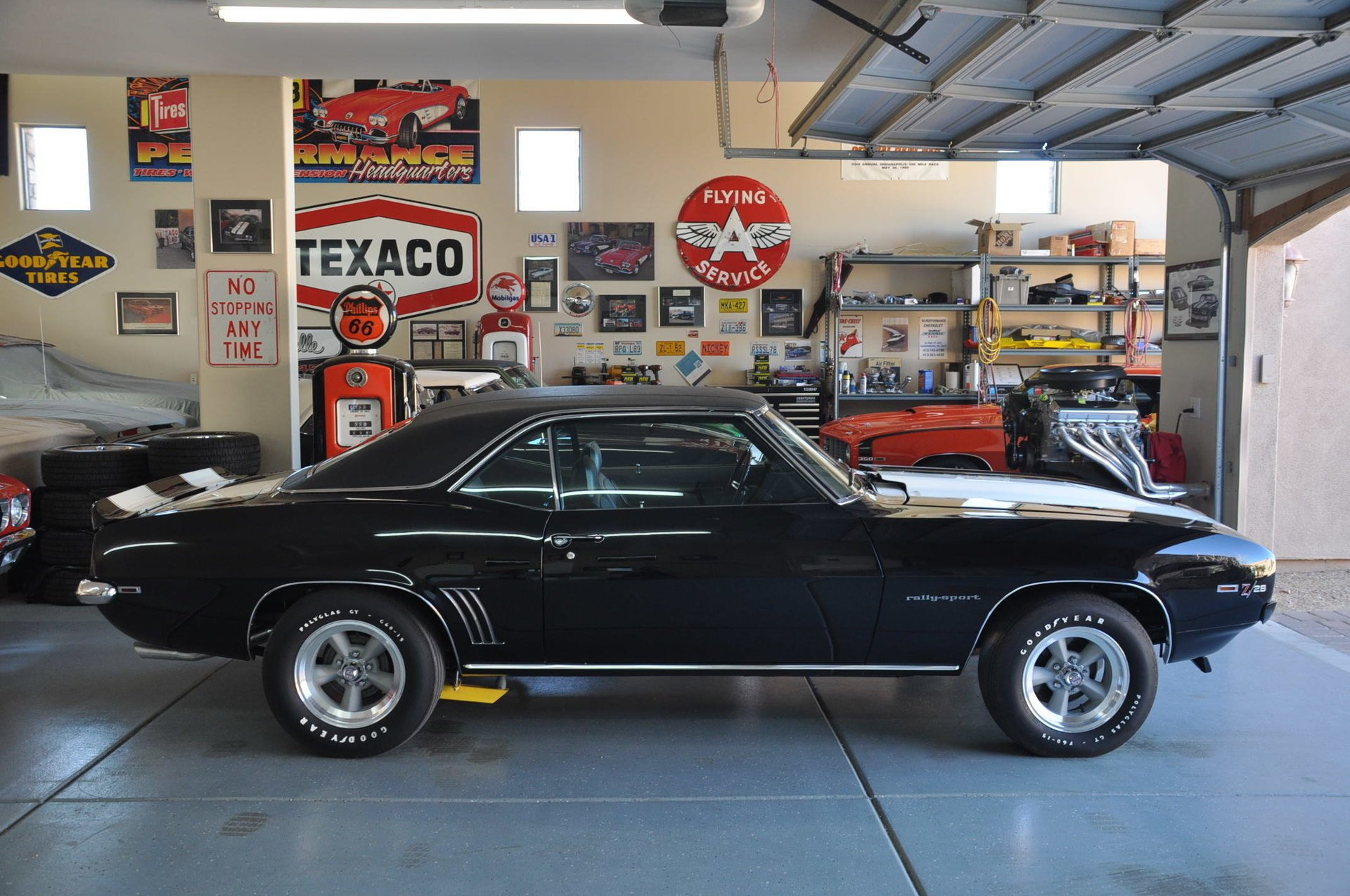 1969 chevrolet camaro rs z 28 crossram